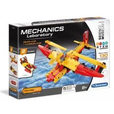 """Clementoni Mechanics Labaratory """"Хидро Авион и Хидро Глисер""""(8+год.)"""