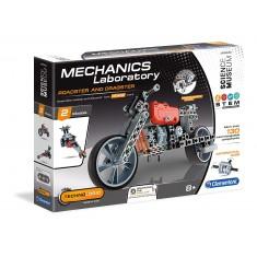 "Clementoni Mechanics Labaratory ""Roadster & Dragster "" (8+год.)"