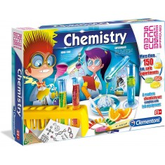 """Clementoni Science and Play """"Хемиска Лабораторија 150"""" (8+год.)"""