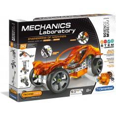 """Clementoni Mechanics """"Голема Механичка Лабараторија """" (8+год.)"""