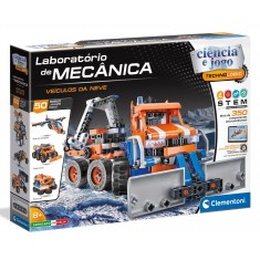 "Clementoni Mechanics Labaratory ""Антарктичкa Ekspedicija"" (8+год.)"