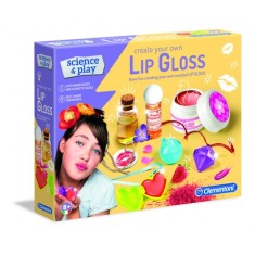 """Clementoni Science and Play """"Направи Мелем за Усни Lip Gloss"""" (8+год.)"""