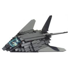 """Sluban Army  - коцки авион """"Stealth"""" (6+год.)"""