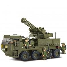 Sluban Army  - Тешко Вооружен Камион (6+год.)