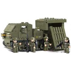 Sluban Army  - Повеќе-цевен Ракетен Фрлач (6+год.)