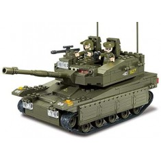 "Sluban Army - Тенк ""Merkava"" 344 коцки (6+год.)"