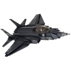 "Sluban Army - Воен авион ""Fighter Jet"" (6+год.)"