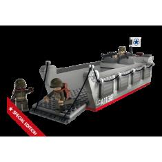 Sluban Army - Десантен Чамец 221 коцка  (8+год.)