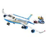 Sluban Aviation - Патнички Авион 463 коцки (6+год.)