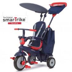 "Smart - Trike Точаче Трицикл ""Navy Star"" (10-36 мес.)"