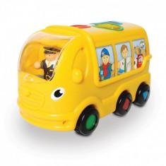 """WOW Toys Шејп сортер Школски Автобус """"Sidney"""" (1-5год.)"""