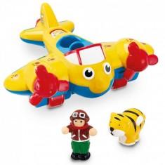 "WOW Toys Авионот од Џунглата ""Johnny"" (1-5 год.)"