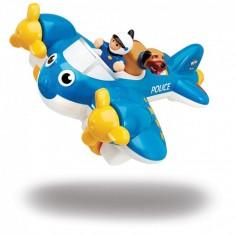 """WOW Toys Полицискиот Авион """"Pete"""" (1-5 год.)"""