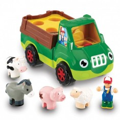 "WOW Toys Камионот на Фармерот ""Freddie"" (1.5-5 год.)"
